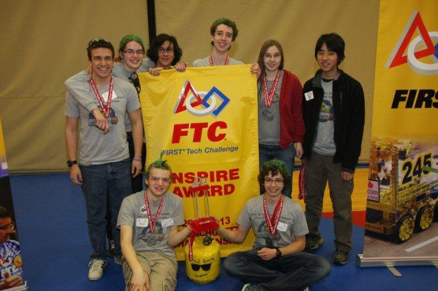 MA FTC State Champions 2013